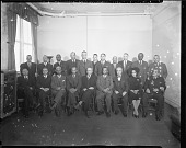 view Y.M.C.A. Exec. Committee of 1943 Campaign [cellulose acetate photonegative] digital asset: Y.M.C.A. Exec. Committee of 1943 Campaign [cellulose acetate photonegative].