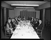view H[oward] U[niversity] Student Counseling Meeting, May 1960 [cellulose acetate photonegative] digital asset: H[oward] U[niversity] Student Counseling Meeting, May 1960 [cellulose acetate photonegative].