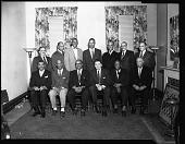 view Negro Auto Salesmen Assn., March 1960 [cellulose acetate photonegative] digital asset: Negro Auto Salesmen Assn., March 1960 [cellulose acetate photonegative].