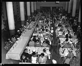 view Howard U[niversity] Women's Week-end Banquet, May 8, 1960 [cellulose acetate photonegative] digital asset: Howard U[niversity] Women's Week-end Banquet, May 8, 1960 [cellulose acetate photonegative].