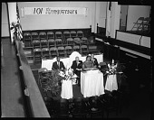 view 1st Baptist Church of Georgetown [101st anniversary celebrations], Oct[ober] 1963 [cellulose acetate photonegative] digital asset: 1st Baptist Church of Georgetown [101st anniversary celebrations], Oct[ober] 1963 [cellulose acetate photonegative].