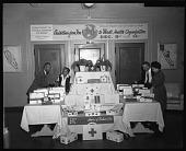 view Health and Civil Defense Exhibits at Howard U[niversity], Dec[ember] 1963 [cellulose acetate photonegative] digital asset: Health and Civil Defense Exhibits at Howard U[niversity], Dec[ember] 1963 [cellulose acetate photonegative].