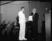 view H.U. [Howard University] Med[ical] School Honors and Awards day, Nov[ember] 11, 1963 [cellulose acetate photonegative] digital asset: H.U. [Howard University] Med[ical] School Honors and Awards day, Nov[ember] 11, 1963 [cellulose acetate photonegative].