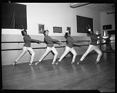 view Therrell Smith's Dance Students, June 1964 [cellulose acetate photonegative] digital asset number 1