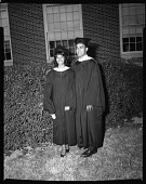 view Mrs. Georgette Ritter, June 1964 [cellulose acetate photonegative] digital asset: Mrs. Georgette Ritter, June 1964 [cellulose acetate photonegative].