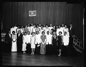 view H.U. [Howard University] Class of '54 Med. School [June 1964 : cellulose acetate photonegative] digital asset: H.U. [Howard University] Class of '54 Med. School [June 1964 : cellulose acetate photonegative].