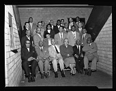 view [Nat'l Negro Business League Executive Committee March 13, 1957] [cellulose acetate photonegative] digital asset: [Nat'l Negro Business League Executive Committee March 13, 1957] [cellulose acetate photonegative].