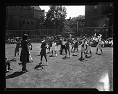 view Elementary School Activities 1940 [on envelope]. [cellulose acetate photonegative] digital asset: Elementary School Activities 1940 [on envelope]. [cellulose acetate photonegative].