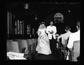view Miss Gloria Smith (Wedding) Deluxe Wedding Album June 24,1956 [from enclosure] [cellulose acetate photonegative] digital asset: Miss Gloria Smith (Wedding) Deluxe Wedding Album June 24,1956 [from enclosure] [cellulose acetate photonegative].