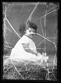 view Mrs. Ethel Allen (baby) May 20/1951[from enclosure] [black-and-white cellulose acetate photonegative] digital asset: Mrs. Ethel Allen (baby) May 20/1951[from enclosure] [black-and-white cellulose acetate photonegative].