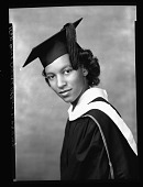 view Leonora Atkins June 8/51 [from enclosure] [black-and-white cellulose acetate photonegative] digital asset: Leonora Atkins June 8/51 [from enclosure] [black-and-white cellulose acetate photonegative].