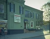view Exterior of Scurlock Studios [color negative] digital asset: Exterior of Scurlock Studios [color negative].