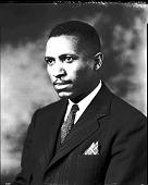 view Mr. Edward Jackson [photonegative] digital asset: Mr. Edward Jackson [photonegative, ca. 1940].