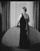view Mrs. Sadee Mozsee [sic, Sadie Mozee] [#3 of 5] [photonegative] digital asset: Mrs. Sadee Mozsee [sic, Sadie Mozee] [#3 of 5] [photonegative, ca. 1940].