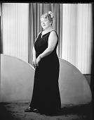 view Mrs. Sadee Mozsee [sic, Sadie Mozee] [#4 of 5] [photonegative] digital asset: Mrs. Sadee Mozsee [sic, Sadie Mozee] [#4 of 5] [photonegative, ca. 1940].