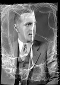 view Dr. Robert Weaver [acetate film photonegative] digital asset: Dr. Robert Weaver [acetate film photonegative]: undated