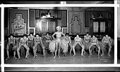 view [Club Prudhom night club dancers, female : acetate film photonegative.] digital asset: [Club Prudhom night club dancers, female : acetate film photonegative.]