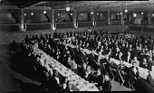 view Banquet in honor of Judge James A. Cobb...at the Whitelaw Hotel... [panoramic acetate film photonegative] digital asset: Banquet in honor of Judge James A. Cobb...at the Whitelaw Hotel... [panoramic acetate film photonegative], 1934.