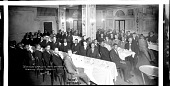 "view ""Sanitary"" [sic] Employees Association Banquet...Whitelaw Hotel [panoramic acetate film photonegative] digital asset: ""Sanitary"" [sic] Employees Association Banquet...Whitelaw Hotel [panoramic acetate film photonegative], Feb. 11, 1935."