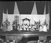 view Mrs. Hammond's Dancing class [acetate film photonegative], 1938 digital asset number 1