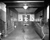 view [Y.M.C.A. entrance hallway : acetate film photonegative,] digital asset: [Y.M.C.A. entrance hallway : acetate film photonegative,] 1933.