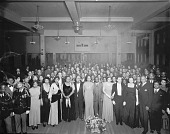 view President's Birthday Ball [acetate film photonegative] digital asset: President's Birthday Ball [acetate film photonegative], 1934.