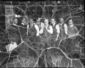view Masonic bowling alley team [acetate film photonegative], 1934 digital asset number 1