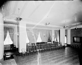 view [Odd Fellows Building, interior : acetate film photonegative, ca. 1930.] digital asset number 1