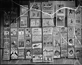 view Mrs. Hampton's drawing exhibit [acetate film photonegative] digital asset: Mrs. Hampton's drawing exhibit [acetate film photonegative], 1935.