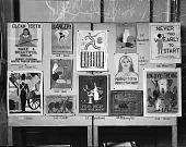 view Mrs. Hampton's drawing exhibit [acetate film photonegative] digital asset: Mrs. Hampton's drawing exhibit [acetate film photonegative, ca. 1930].