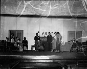 view Howard University Players [acetate film photonegative] digital asset: Howard University Players [acetate film photonegative], 1933.