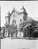 view 19th Street Baptist Church [acetate film photonegative,] 1948 digital asset number 1