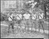 view Howard University track team : [acetate film photonegative,] digital asset: Howard University track team : [acetate film photonegative,] 1944.