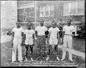 view [Howard University tennis team : acetate film photonegative,] digital asset: [Howard University tennis team : acetate film photonegative,] 1944.