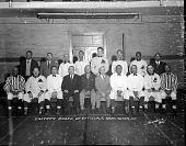 view Eastern board of officials, Washington DC [acetate film photonegative,] digital asset: Eastern board of officials, Washington D.C. [acetate film photonegative,] 1945.