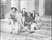 view Women's press group [acetate film photonegative], 1945 digital asset number 1