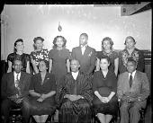 view Reverend Robert R. Rollins, Florida Avenue Baptist Church : [acetate film photonegative] digital asset: Reverend Robert R. Rollins, Florida Avenue Baptist Church : [acetate film photonegative], [ca. 1940].