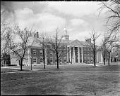 view Howard University Class Room [sic] Building [acetate film photonegative] digital asset: Howard University Class Room [sic] Building [acetate film photonegative, ca. 1930s.]