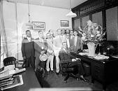 view Dr. Risler(?) as president of the N.O.A.C.(?) : acetate film photonegative digital asset: Dr. Risler(?) as president of the N.O.A.C.(?) : acetate film photonegative: undated