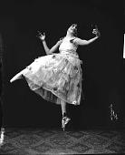 view Mable [Mabel] Jones Freewau (Freeman?) dancing [acetate film photonegative] digital asset: Mable [Mabel] Jones Freewau (Freeman?) dancing [acetate film photonegative, ca. 1928-1929].