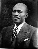 view Haitian president [acetate film photonegative,] digital asset: Haitian president [acetate film photonegative,] 8/1948.