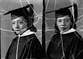 view Miss Paige W. Brown, St. Paul's school [acetate film photonegative,] digital asset: Miss Paige W. Brown, St. Paul's school [acetate film photonegative,] 1948.