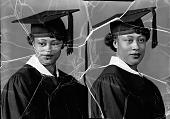 view Miss Royce Janet Bland, St. Paul's school [acetate film photonegative] digital asset: Miss Royce Janet Bland, St. Paul's school [acetate film photonegative], 1948.