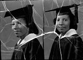 view Lillian M. Burrow, St. Paul's school : acetate film photonegative digital asset: Lillian M. Burrow, St. Paul's school : acetate film photonegative, 1948.