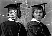 view Miss Odessa Green Bruce, St. Paul's School [acetate film photonegative] digital asset: Miss Odessa Green Bruce, St. Paul's School [acetate film photonegative], 1948.