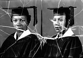 view Miss Mattie Evelyn Cowling, St. Paul's School [acetate film photonegative] digital asset: Miss Mattie Evelyn Cowling, St. Paul's School [acetate film photonegative], 1948.