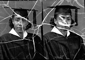 view Ersell Clark, St. Paul's school : acetate film photonegative digital asset: Ersell Clark, St. Paul's school : acetate film photonegative, 1948.