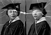 view Miss Alyce L. Edmonds, St. Paul's School [acetate film photonegative] digital asset: Miss Alyce L. Edmonds, St. Paul's School [acetate film photonegative, 1948].
