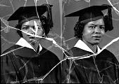 view Miss Jennie Mae Elam, St. Paul's School [acetate film photonegative] digital asset: Miss Jennie Mae Elam, St. Paul's School [acetate film photonegative], 1948.