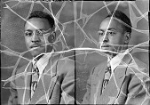 view Theodore C. Lightfoot, Howard University School of Religion [acetate film photonegative] digital asset: Theodore C. Lightfoot, Howard University School of Religion [acetate film photonegative], 1948.